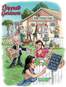 Fall 2009 Desperate Gardeners